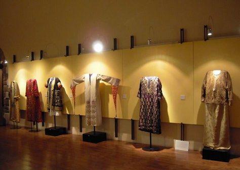 collezione abiti Museo Trame mediterranee
